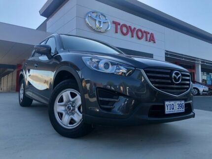 2015 Mazda CX-5 MY15 Maxx (4x2) Grey 6 Speed Automatic Wagon Greenway Tuggeranong Preview