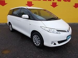 2011 Toyota Tarago ACR50R MY09 GLi White 4 Speed Sports Automatic Wagon Winnellie Darwin City Preview