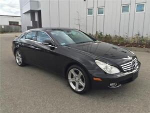 2006 MERCEDES CLS500 NAVIGATION, ONLY 80KM, SUNROOF,HEATED SEAT