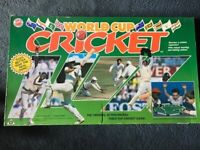 World Cup Cricket Game