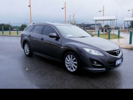 2012 Mazda 6 6C Touring Graphite 6 Speed Automatic Wagon West End Geraldton City Preview
