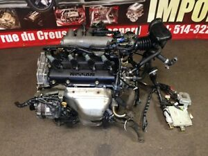 NISSAN ALTIMA ENGINE WITH INSTALLATION INCLUDED 900$CAD