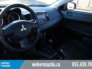 2015 Mitsubishi Lancer DE - MANUAL - FINANCE - NO FEES Edmonton Edmonton Area image 11