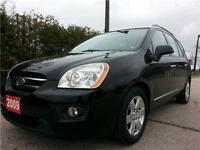 2009 Kia Rondo LX | Heated Seats, Bluetooth, USB, Alloy's,Fog...
