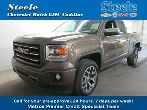 2015 GMC SIERRA 1500 SLT 4x4 All Terrain, Leather w/ 5.3 V8