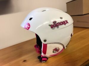 casque de ski rossignol junior