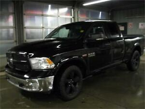 2013 Ram 1500 4x4 Quad Cab Outdoorsman 1 Owner $208 Bi-Wkly