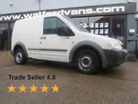 2003 Ford Transit Connect T220 1.8TDCi 90ps SWB *MOT 28/03/18* Diesel white Manu