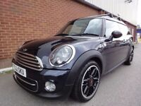 MINI Clubman Estate Facelift 1.6 TD Cooper D Hampton 4dr