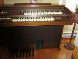 orgue  2 clavier