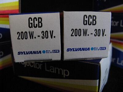 Лампы и трубки GCB 200Watt 30