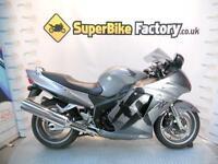 2007 07 HONDA CBR1100 XX SUPER BLACKBIRD