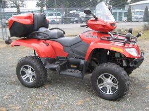 ARCTIC CAT 1000 QUAD ATV 4 X 4