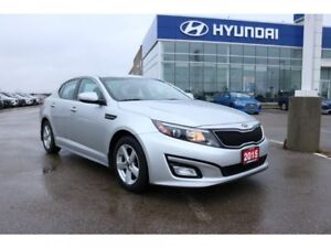 2015 Kia Optima LX | BLUETOOTH | HEATED SEATS| KEYLESS ENTRY