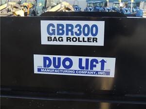 Duo Lift HBR2550 Grain Bag Roller for Skid Steers - 50% Rebate Regina Regina Area image 5