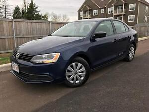 2013 Volkswagen Jetta Sedan Trimline Plus
