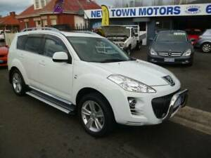 PEUGEOT 4007 7 SEATER New Town Hobart City Preview