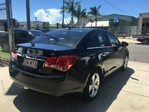 2010 Holden Cruze JG CDX Black 5 Speed Manual Sedan Clontarf Redcliffe Area Preview