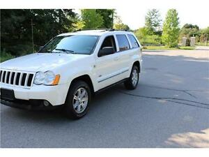 2008 JEEP GRAND CHEROKEE NORTH EDITION 3.0L CRD DIESEL!** MUST S