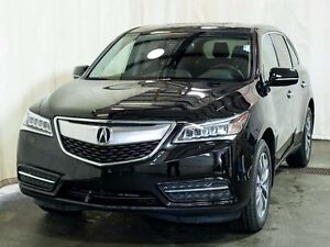 2014 Acura MDX Technology Package SH-AWD 7-Passenger w/ Navigati