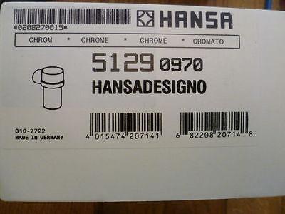 Hansa Designo Glashalter Chrom Nr. 5129.0970