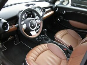 Mini Cooper S Mayfair addition 2010