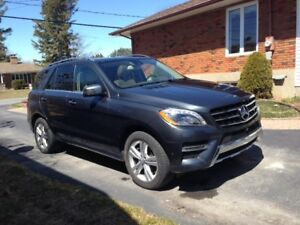 Mercedes-Benz  2014  ML350  4MATIC