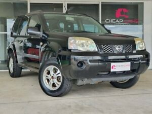 2007 Nissan X-Trail T30 II MY06 ST Black 4 Speed Automatic Wagon Brendale Pine Rivers Area Preview