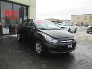 2012 HYUNDAI ACCENT WITH 108,000