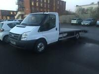 2010 59 FORD TRANSIT 2.4 350 MWB 1D 100 BHP DIESEL RECOVERY TRUCK