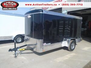 CONSTRUCTION TRAILER LIKE NO OTHER 2016 ATLAS 6X12 HD SERIES