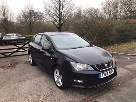 14 PLATE SEAT IBIZA FR 1.6 DIESEL 34,000 GENUINE MILES ONLY IMMACULATE CONDITION INSIDE AND OUT