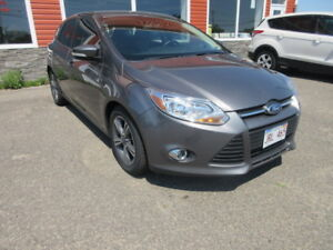 2014 Ford Focus $37 WEEKLY 0 DOWN