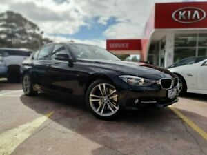 2013 BMW 328i F30 MY0813 Sport Line Black 8 Speed Sports Automatic Sedan Dandenong Greater Dandenong Preview