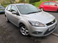 2009 Ford Focus 1.6 TDCi Zetec Hatchback 5dr Diesel Manual, £30 Road Tax/year. Just been Serviced.