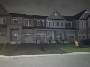 3 Bedroom townhouse for rent in Whitby