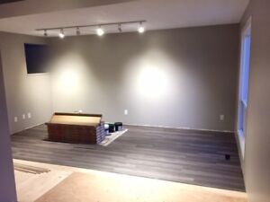 Beautiful 1100sqft townhouse, Renovations are almost complete!