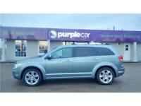 2010 DODGE JOURNEY RT / LOADED - NAV, DVD , ALL-WHEEL DRIVE