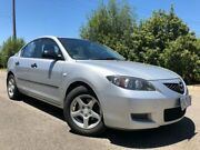 2007 Mazda 3 BK MY06 Upgrade Neo Silver 4 Speed Auto Activematic Sedan Hoppers Crossing Wyndham Area Preview