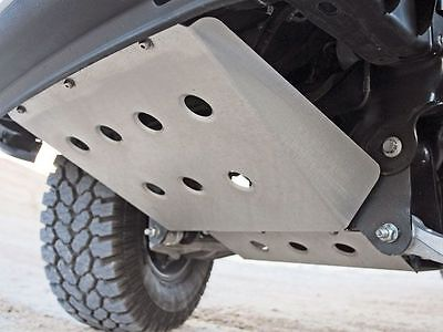 Pro Comp Skid Plate (Pro Comp Stainless Steel Skid Plate for 1988-1999 Chevy/GMC K)