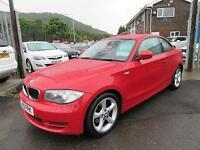 2010 10 BMW 1 SERIES 2.0 120D SPORT 2D 175 BHP DIESEL
