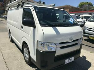 2016 Toyota HiAce KDH201R MY16 LWB White 4 Speed Automatic Van Rockdale Rockdale Area Preview