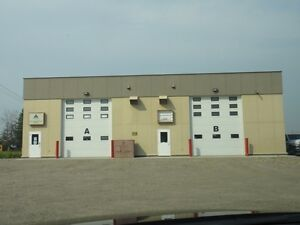LIGHT INDUSTRIAL SHOP BAY for Lease or Sub-Let