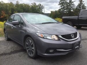 2015 Honda Civic EX - ONE OWNER - ALLOYS - MOONROOF