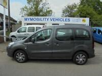 Citroen Berlingo Multispace VTR WINCH Wheelchair Accessible Disabled Adapted WAV