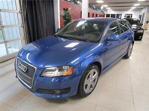 2009 Audi A3 2.0T, AUTO. ÉCONOMIQUE/PRATIQUE! AUCUN CAS REFUSÉ!