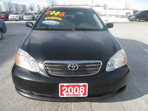 2008 Toyota Corolla LIMITED