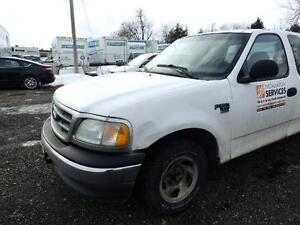 2003 Ford F-150 XL TRITON V8  IT'S BEING SOLD (AS IS)