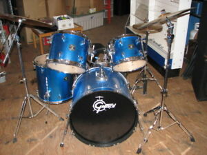 Gretsch BlackHawk 5-Piece Drum Set