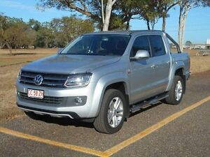 2015 Volkswagen Amarok 2H MY15 TDI420 4Motion Perm Ultimate Reflex Silver 8 Speed Automatic Utility Winnellie Darwin City Preview